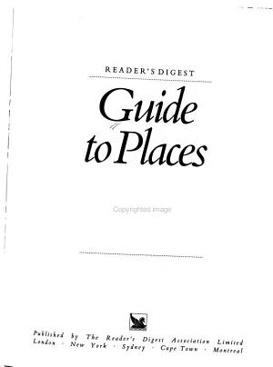 Guide to Places of the World PDF