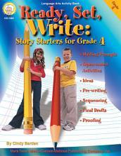 Ready  Set  Write  Grade 4 PDF