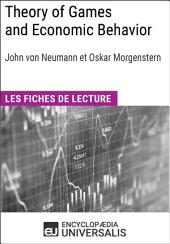 Theory of Games and Economic Behavior de Christian Morgenstern: Les Fiches de lecture d'Universalis