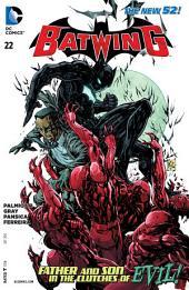Batwing (2011-) #22