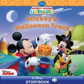Mickey's Halloween Treat: A Disney Read-Along
