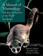 A Manual of Mammalogy