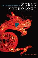 The Oxford Companion to World Mythology PDF