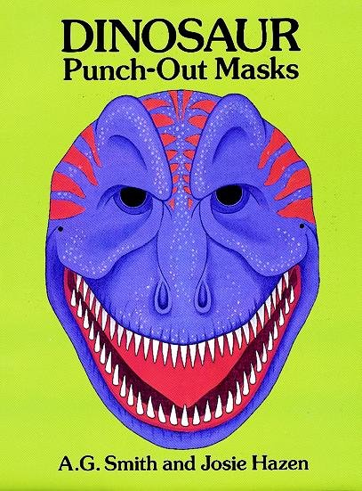 Dinosaur Punch-Out Masks