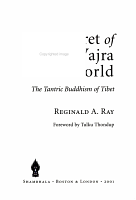 Secret of the Vajra World PDF