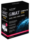 GMAT Complete 2018 Book
