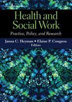 Health and Social Work PDF