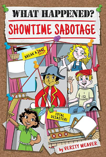 Download Showtime Sabotage Book