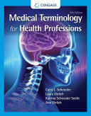Medical Terminology for Health Professions  Spiral Bound Version Book