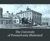 The University of Pennsylvania Illustrated: And, A Sketch of Franklin Field