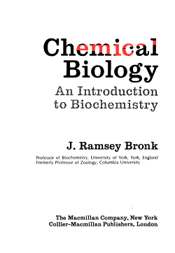 Chemical Biology PDF
