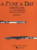A tune a day for flute