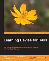 Learning Devise for Rails PDF