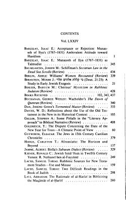 Jewish quarterly review PDF