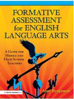Formative Assessment for English Language Arts PDF