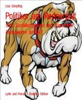 Politiker am Rednerpult: Sind Sozialkompetenz und Augenhöhe Fremdwörter für sie?