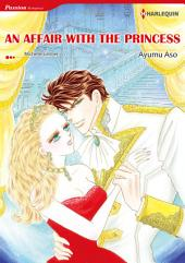 An Affair With the Princess: Harlequin Comics