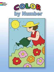 Color By Number Book PDF