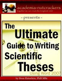 Ultimate Guide To Writing Scientific Theses