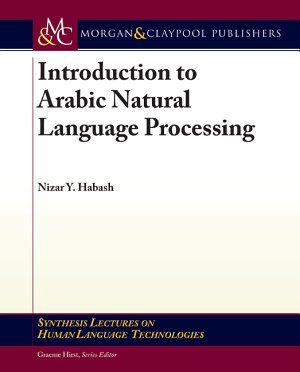 Arabic Natural Language Processing