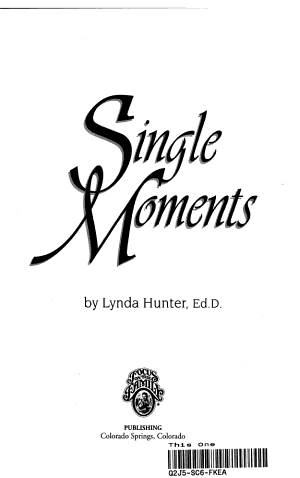 Single Moments PDF