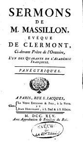 Sermons de Monsieur Massillon, évêque de Clermont