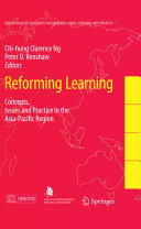 Reforming Learning
