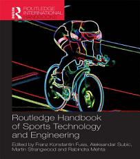 Routledge Handbook of Sports Technology and Engineering PDF