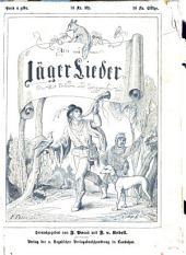 Alte und neue Jäger-Lieder0