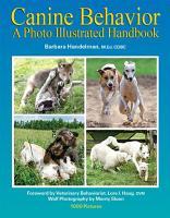 Canine Behavior PDF