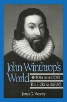 John Winthrop s World PDF