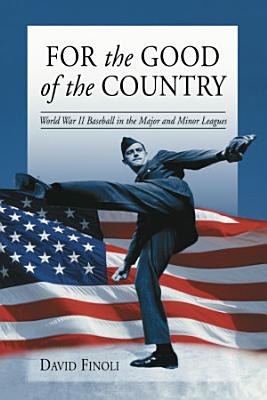 For the Good of the Country PDF