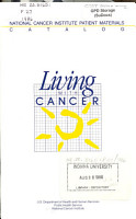 National Cancer Institute Patient Materials Catalog PDF