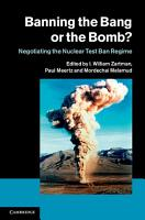 Banning the Bang or the Bomb  PDF