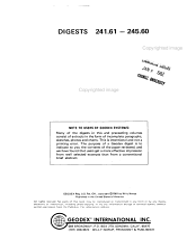 Geodex Structural Information Service PDF