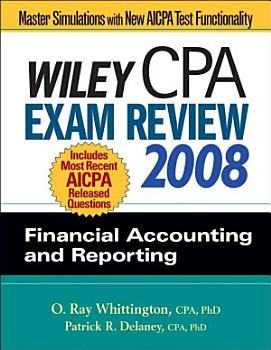 Wiley CPA Exam Review 2008 PDF