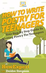 How To Write Poetry For Teenagers