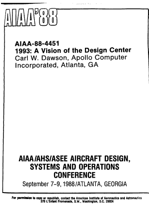 AIAA AHS ASEE Aircraft Design  Systems and Operations Meeting PDF