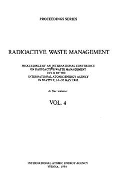 Radioactive Waste Management PDF