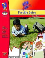 Freckle Juice Lit Link Gr. 1-3