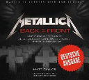 Metallica  Back to the Front PDF