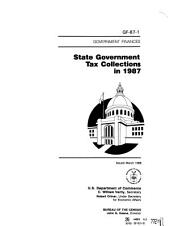 Government finances: Issues 1-8