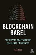 Blockchain Babel