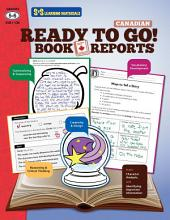 CDN Book Reports for Grades 5-6