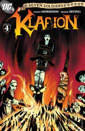 Seven Soldiers: Klarion the Witch Boy (2005-) #4