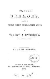 Twelve sermons: Volume 4