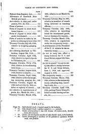 Tariff, or Rates of duties payable on goods, wares, and merchandies imported into the United States of America: from and after the first day of July, 1857, in conformity with the act of Congress, approved March 3, 1957. Also, containing all the recent circulars and decisions of the Treasury department, relating to commerce and the revenue. Tables of foreign weights, measures, currencies, & C., reduced to the United States standard