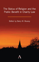 The Status of Religion and the Public Benefit in Charity Law PDF