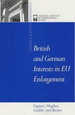 Britain  Germany  and EU Enlargement PDF
