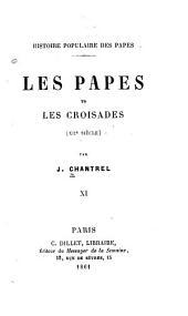Les papes et les croisades (xiie siècle).